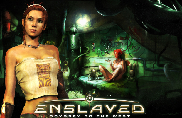 Enslaved Odyssey to the West wallpaper