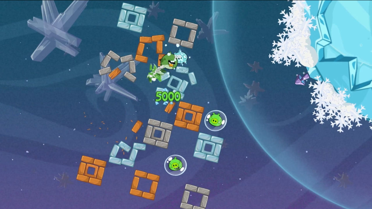 angry birds space terence - photo #17