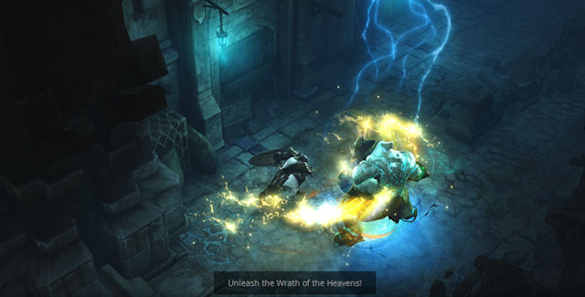 Diablo III: Reaper of Souls is the 1st expansion pack for role-playing action video game. It was published at Gamescom 2013 and was released for the Mac and PC version's of Diablo III on 25th March 2014.