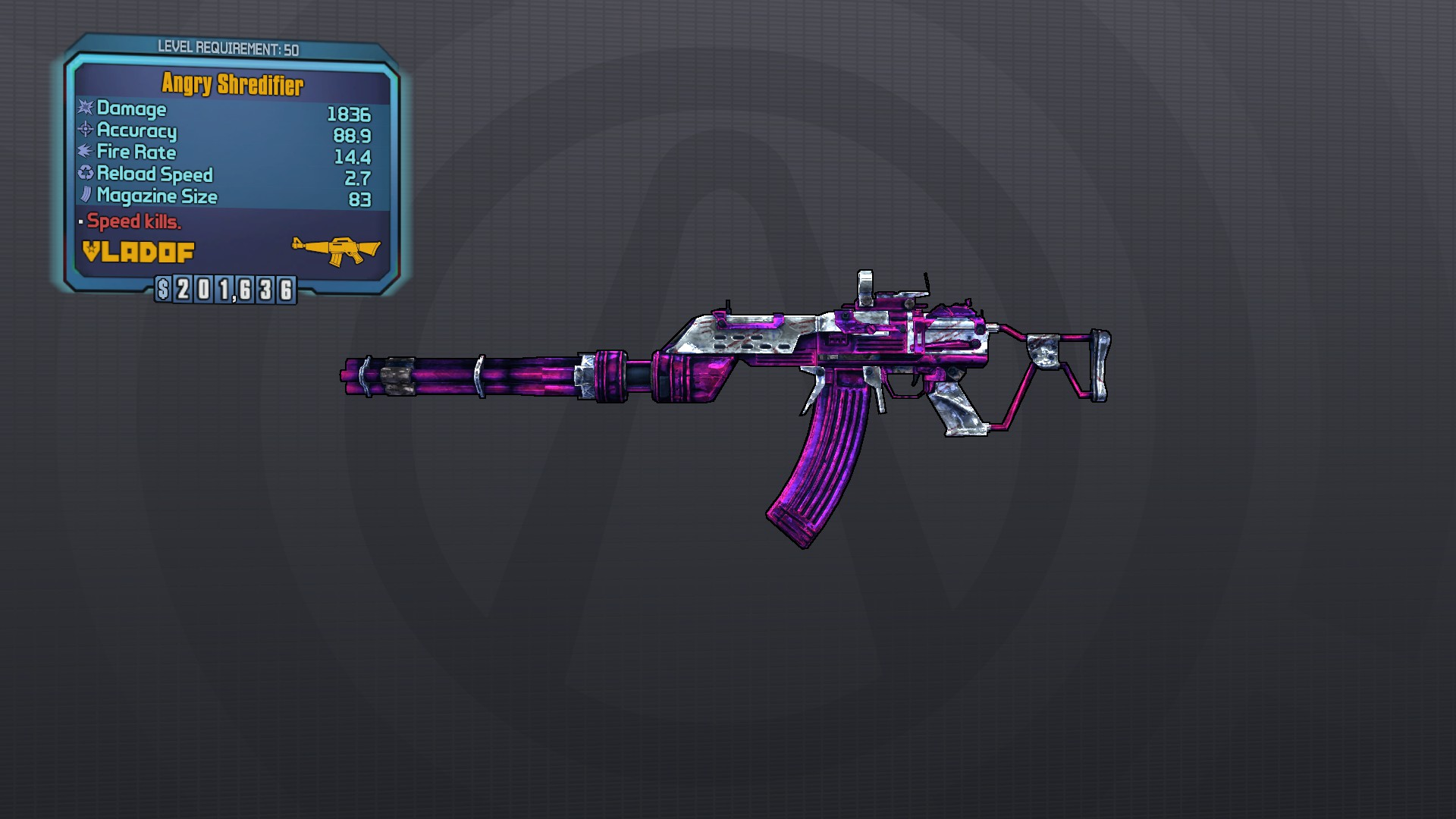 How do i unlock the last weapon slot in borderlands 2 - Florin