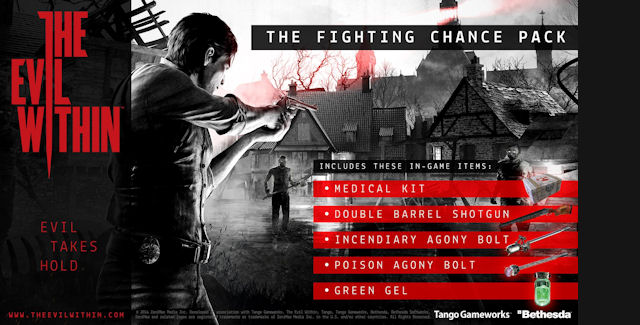 The Evil Within Cheats Ps4