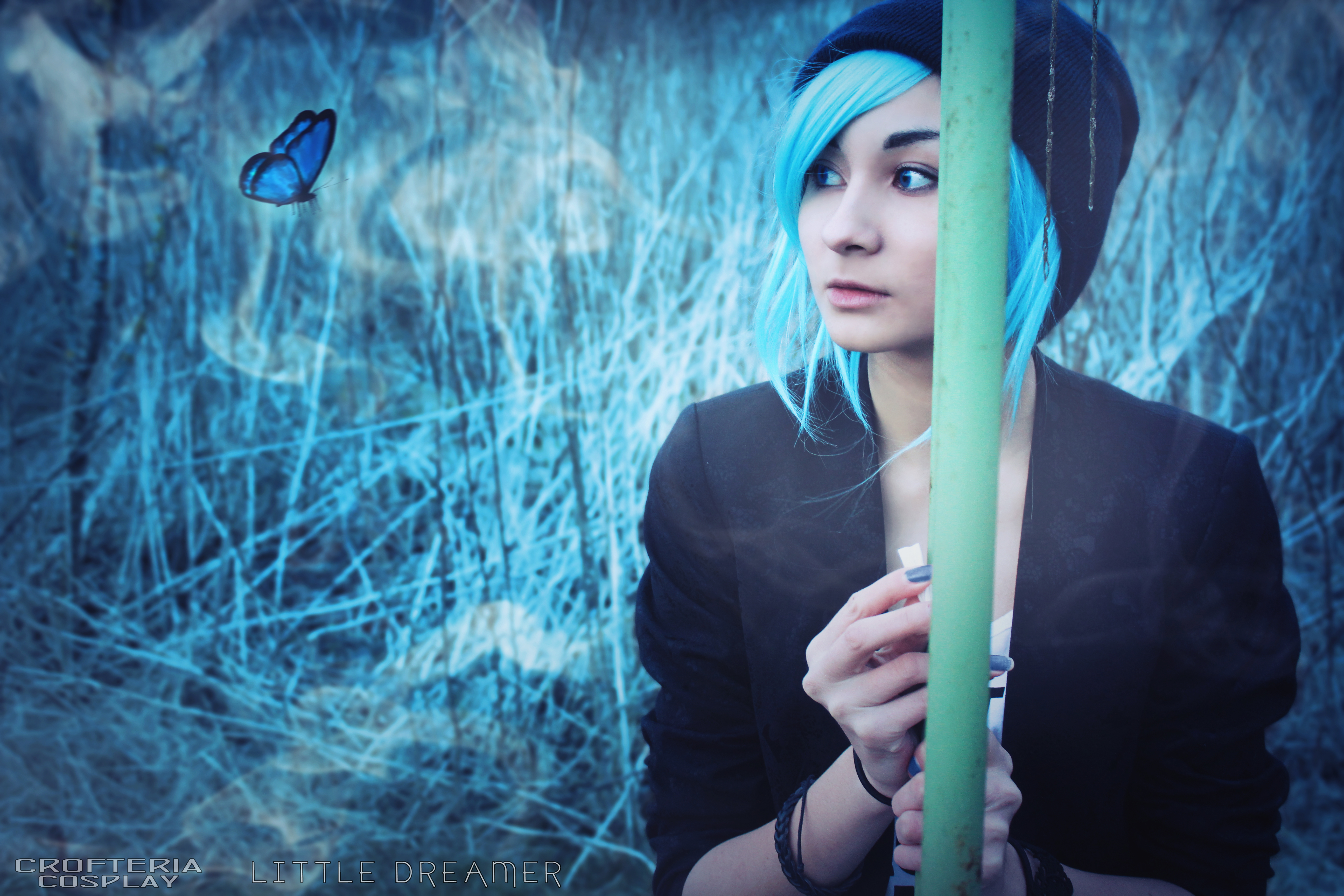 Life Is Strange 2 Wallpaper: Life Is Strange Chloe Beautiful Cosplay Wallpaper By