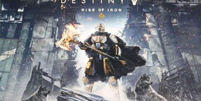 Destiny Rise Of Iron Wallpaper: Leaked Poster Reveals Destiny's Next Expansion, Rise Of Iron